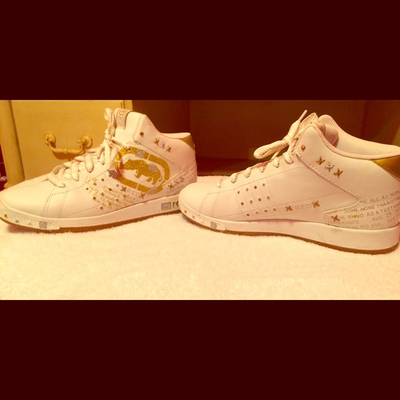 292252b7 Ecko RED Shoes   Hitop Sneakers   Poshmark