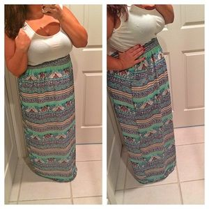SOLD IN BUNDLE maxi dress