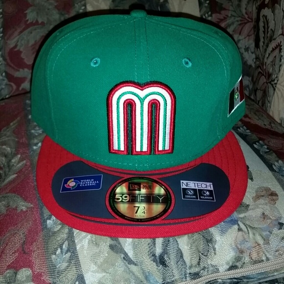 new era - Mexico fitted hats sizes 73/4 and 77/8 from Miguel's ...