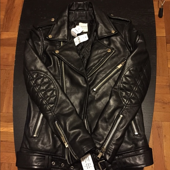 78% off LF Jackets & Blazers - LF store Carmar Leather Jacket from ...