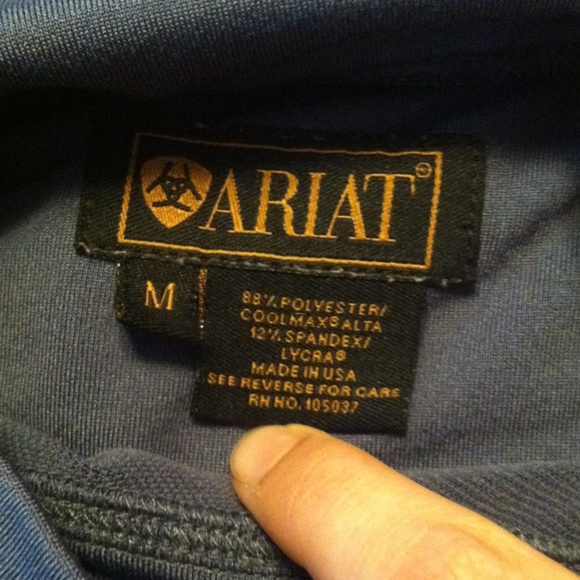 Ariat Tops - Ariat Riding Top