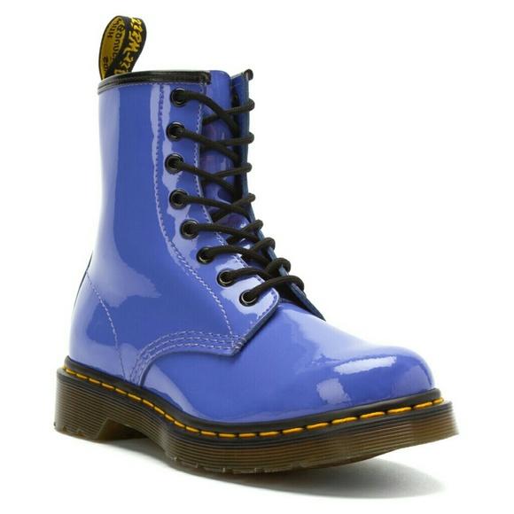 Dr Martens Shoes Periwinkle Blue Doc Martens Poshmark