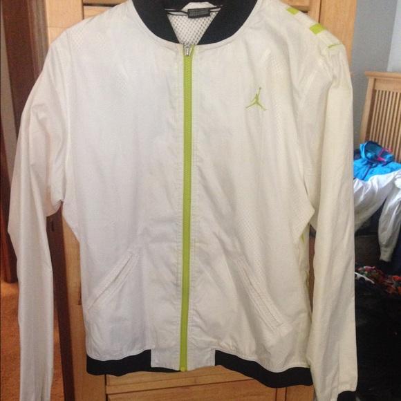 da58f0563a3d 60% Off Jordan Jackets U0026 Blazers - Womenu0026 39 s Jordan Jacket From