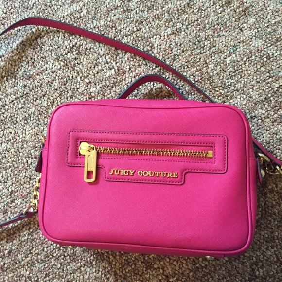 Juicy Couture Handbags - Juicy Couture  Sophia  Mini Satchel 83350ff03bcc