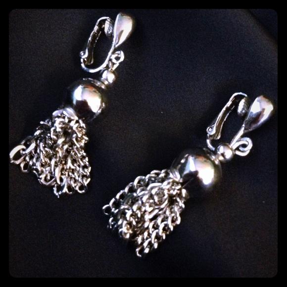 d23d8e085 Parklane Jewelry | Clip On Vintage Earrings Rare Htf | Poshmark