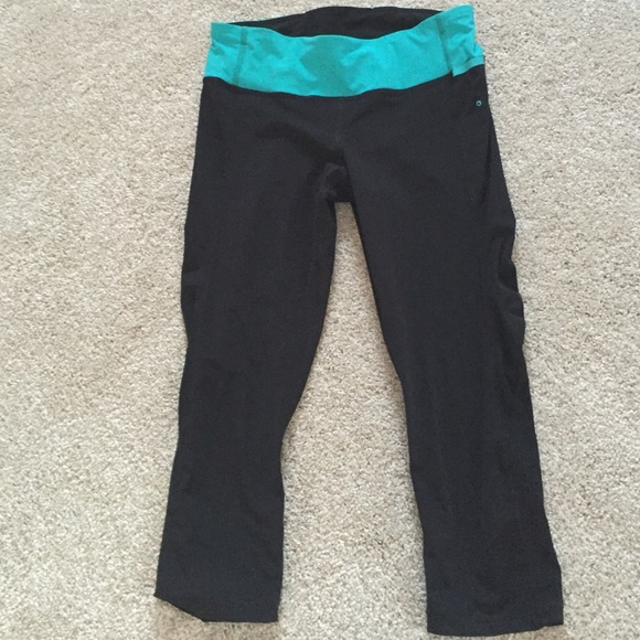 548b3dcb1e lululemon athletica Pants | Rare Lululemon Waterproof Leggings ...