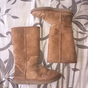 Ugg boots- Chestnut color