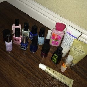 Beauty items