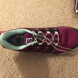 sélection premium 73ecb bcd8a Salomon X-Wind Pro Citytrail Running Shoes 8.5
