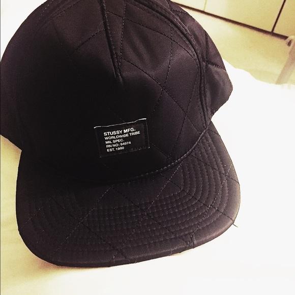 5fc40b59110 Study Quilted Foam SnapBack Hat. M 55b0439801930c2545000824