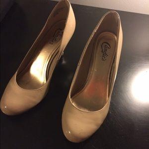 Candies Nude Heels | Tsaa Heel