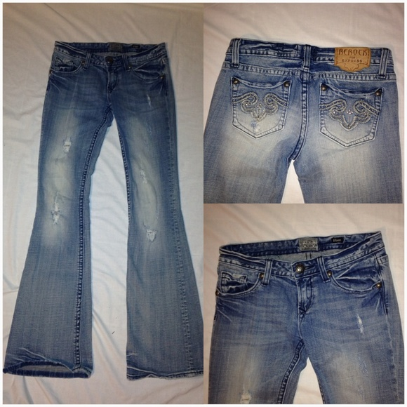 Express - Rock for express jeans size 0 Lenght 31 from Sisters's ...
