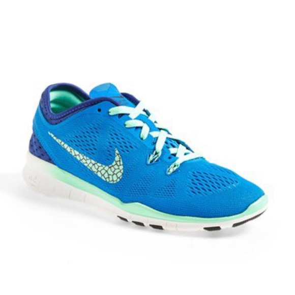 b1007cd7b94e Nike  Free 5.0 TR Fit 5 Breathe  Training Shoes