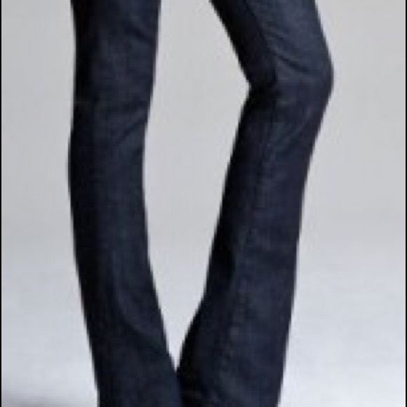 70% off Express Pants - Express Stella Bootcut Jeans from