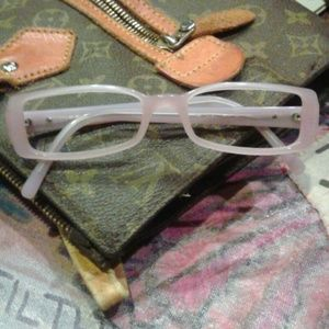 prada hadbags - 83% off Prada Other - PRADA Pink Gradient Frames / eyeglasses ...