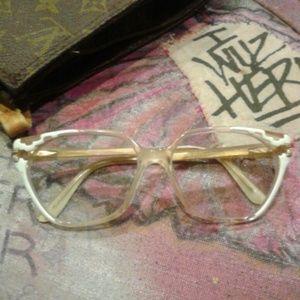 Vintage Designer Eyeglass Frames
