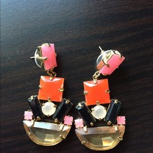 Kate Spade 'Mod Money' chandelier earrings