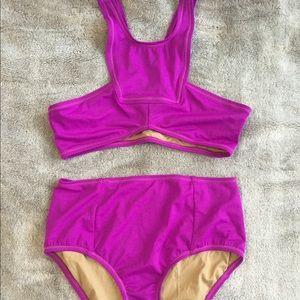 Nasty gal bathing suit