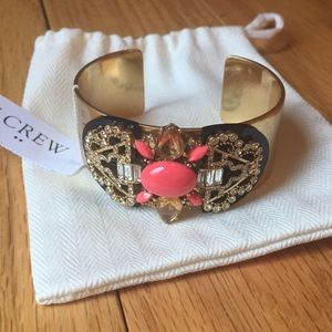 NEWJ.Crew Royal Embellishment Cuff