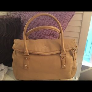 Kate Spade Cobble Hill Leslie in Palomino EUC!