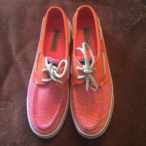 Sperry Top-Sider Shoes - NEW Sperry Top Sider Pink Shoes