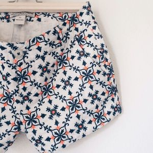 Lucky Brand Embroidered Short