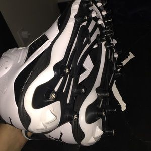 9a75fbe66f67 Jordan Shoes - Nike Air Jordan 6 VI Retro TD Oreo Football Cleats