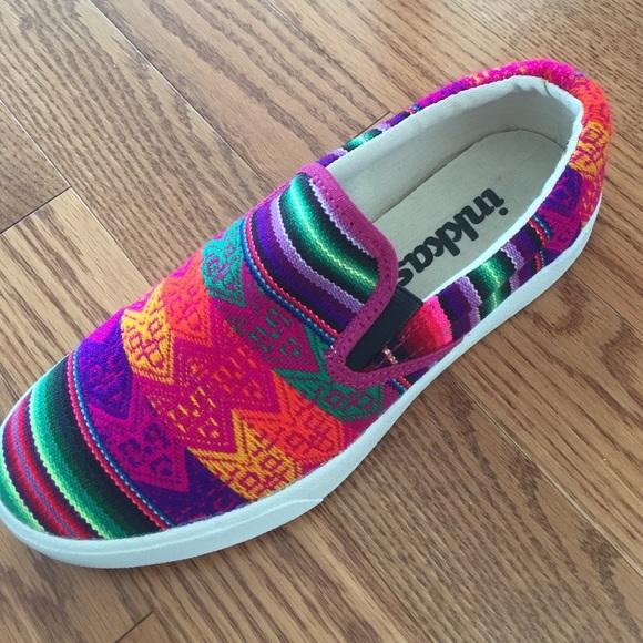 Inkkas Shoes - Inkkas Sneakers Size 6