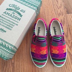 Inkkas Sneakers Size 6