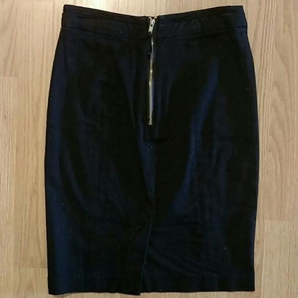 h m h m black pencil skirt from mar s closet on poshmark