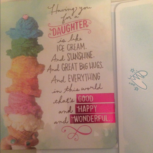 Taylor Swift Accessories Happy Birthday Daughter Card New Fun