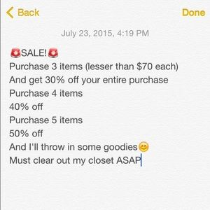 Other - 🚨SALE🚨