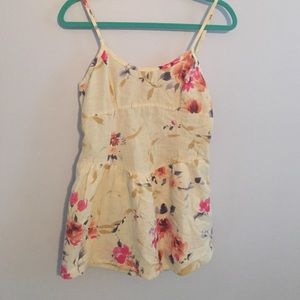 NWT Urban Outfitters Floral Romper 6