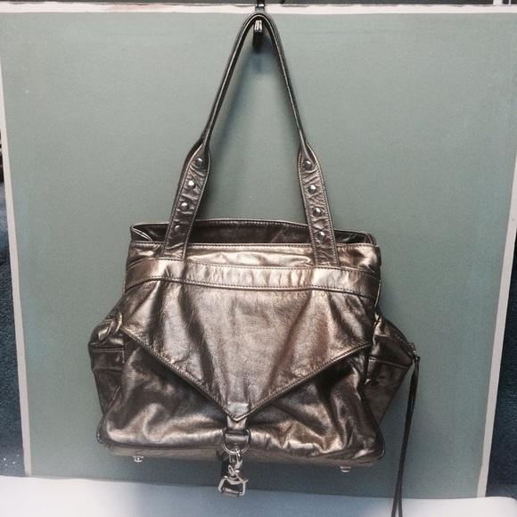 f6c8c23634 Botkier Handbags - Botkier metallic trigger and vigoss denim(2 items)