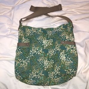 boho floral purse