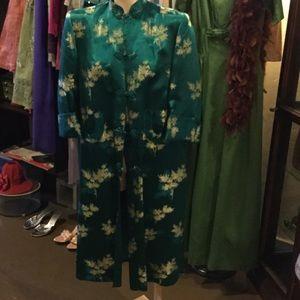 Vintage Asian coat.