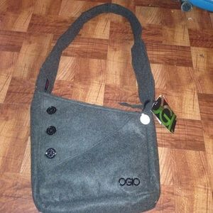 44 ogio handbags nwt ogio tablet crossbody bag