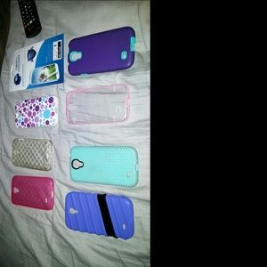 Samsung galaxy s4 cases