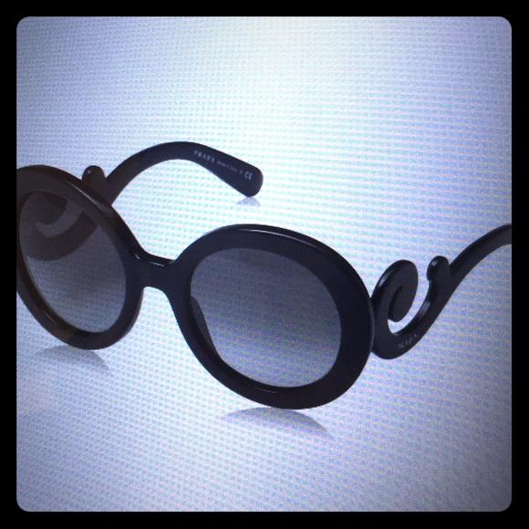 88c6167bc42 Prada PR27NS sunglasses Authentic! M 55b245d52e59b813cb009b1d. Other  Accessories ...