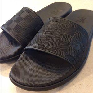 21c76f06ac183 Louis Vuitton Shoes - Louis Vuitton men s sandals