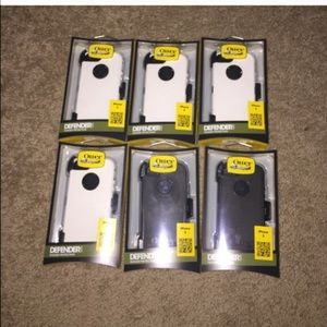 Accessories - Otter box iPhone 5 Defender Case