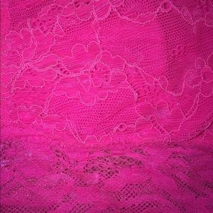 off Other neon pink lace bralette from Kitana s #0: s 55b256e c a0e7