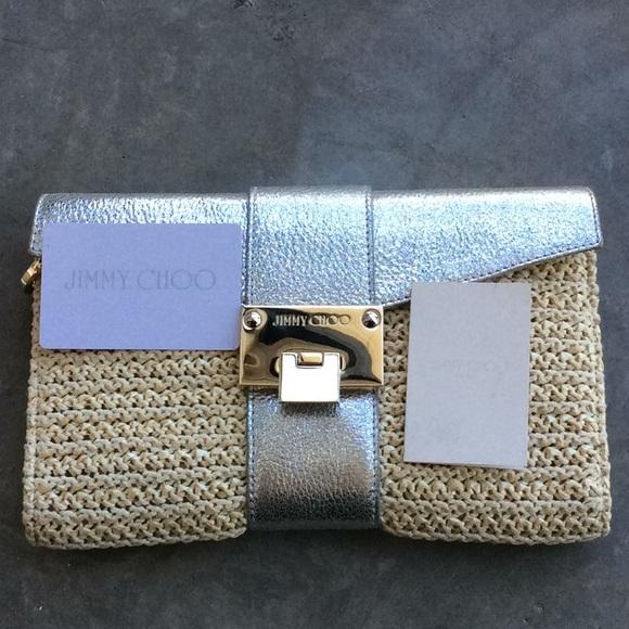 e8c7b5c1b5a Jimmy Choo Handbags - Authentic low priced