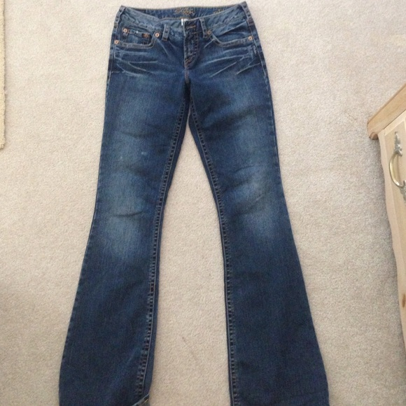 77% off Silver Jeans Pants - Silver Jeans size 28/35 from