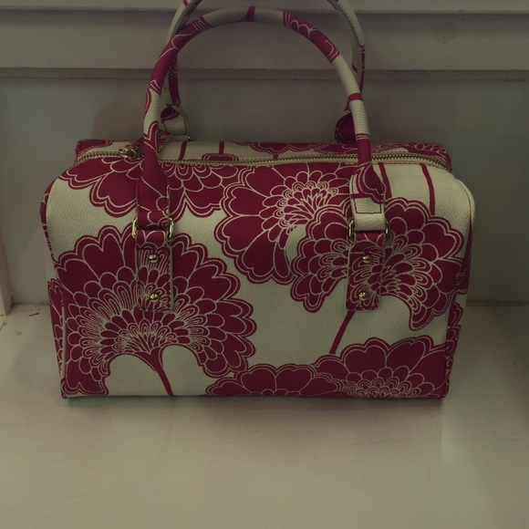 70% Off Kate Spade Handbags - Kate Spade Floral Bag From Tyeu0026#39;s Closet On Poshmark