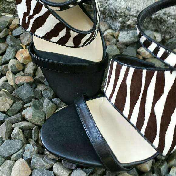 Guess Shoes - ☆2×HP☆ Guess Sexy Zebra Heels