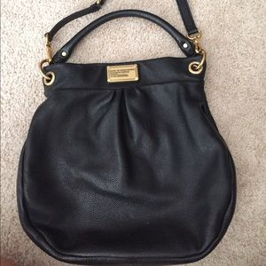Black Marc by Marc Jacobs Hillier Hobo