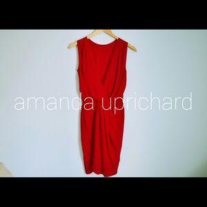 Amanda Uprichard Dresses & Skirts - Red Dress : Pettit