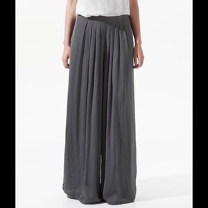 zara pleated pants - Pi Pants
