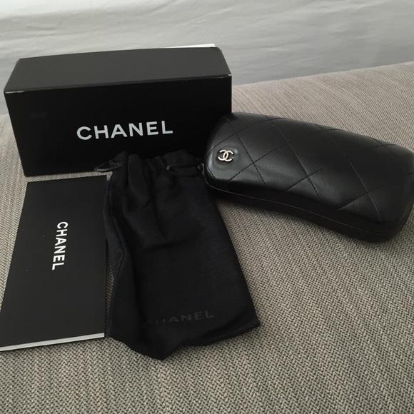 523b61b0ee8b CHANEL Accessories | Authentic Sunglasses Case | Poshmark